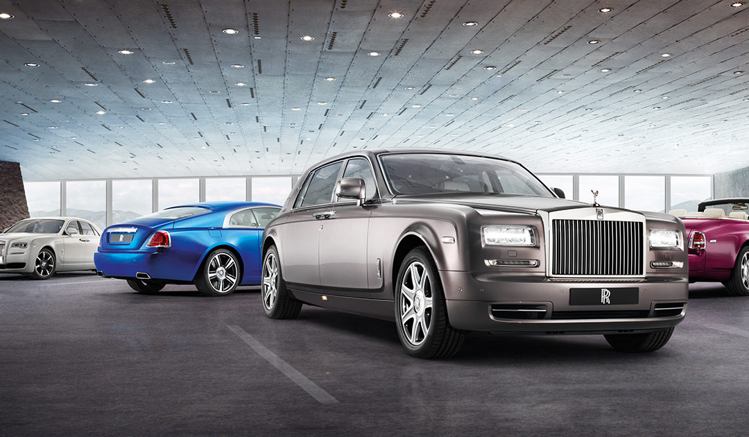 Top 4 Benefits of Rolls Royce Vehicle Maintenance