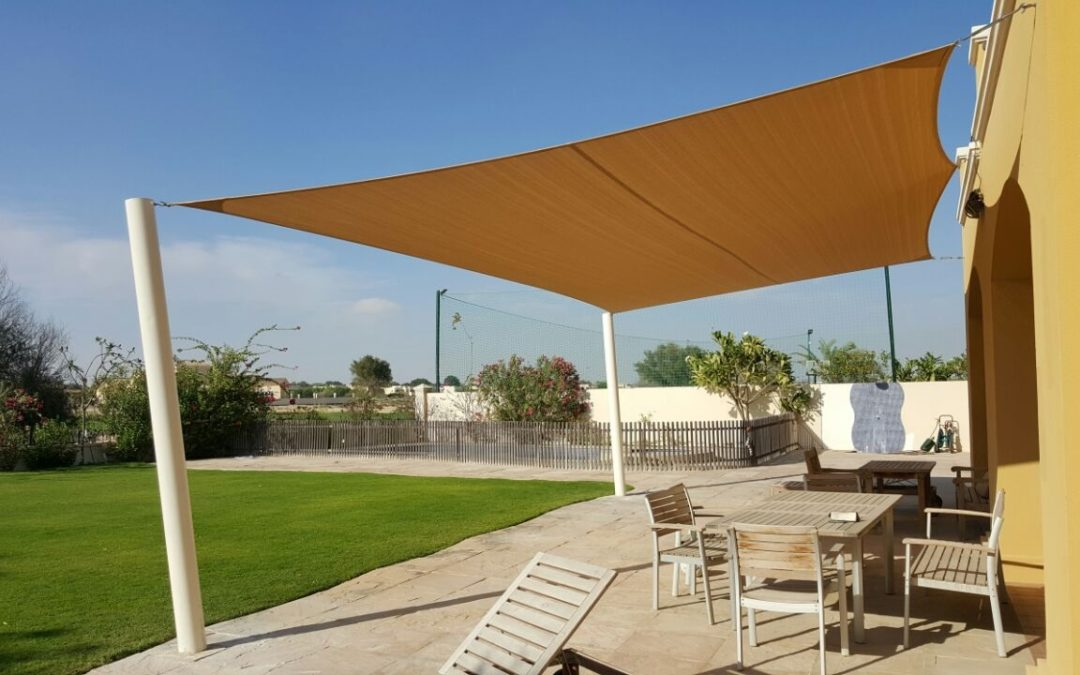 Why get a Shade for your House and Yard